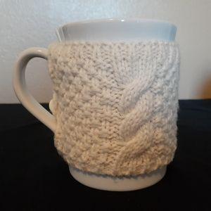 Threshold coffee mug with sweater